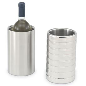 Double Wall Straight Sided Wine Cooler