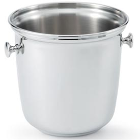 Wine Bucket Double Bottle Stainless Steel with Handles