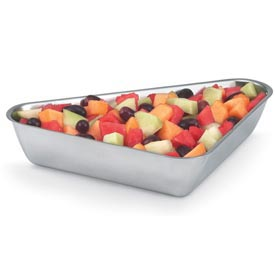 2 Qt Triangular Bowl - Pkg Qty 6
