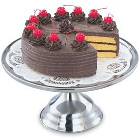 "Cake Stand 13"" Diameter by"