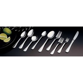 Brocade Flatware - Bouillon Spoon - Pkg Qty 12