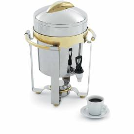 Vollrath, Panacea Coffee Urn, 48328, Coffee Urn, Stainless Steel by