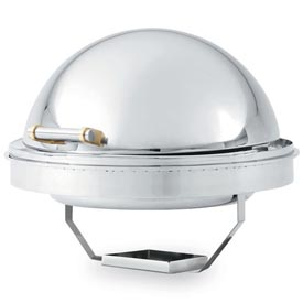 New York, New York® Silver Plate 6 Qt Drop-In Chafer - Round