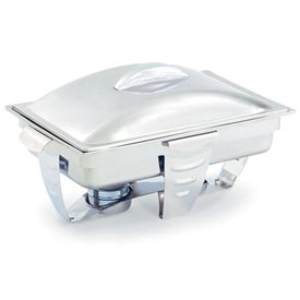 Maximillian™ Steel 9.0 Qt Rectangular Chafer