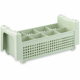 "Vollrath, Flatware Basket, 52640, 8-Compartment, 7-25"" High Package Count 4 by"