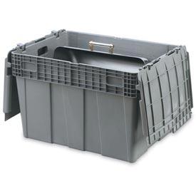 Gray Tote Box for Chafers