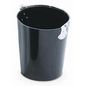 Plastic Wine Cooler - Black - Pkg Qty 3