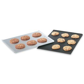 "Half Size Cookie Sheet 17""W X 14""D Aluminum 68084 Package Count 6 by"