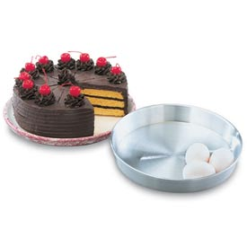 Click here to buy Round Layer Cake Pan Package Count 6.