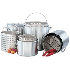 "32 Qt (13"") Lobster Steamer Set"