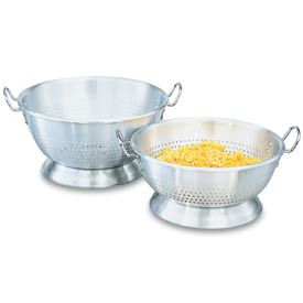 Aluminum Colander 11 Qt Package Count 2 by