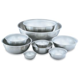 Click here to buy Heavy-Duty Stainless Steel Mixing Bowl 1/2 Qt. Package Count 12.