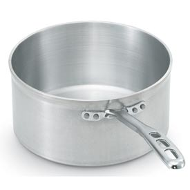 "6.5 Qt 10"" Hd Sauce Pan-Pl Handle - Pkg Qty 2"