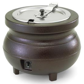 Cayenne Colonial Kettles 7 Qt. Copper Warmer with Package by