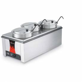 Vollrath, Cayenne Model T43R Heat 'N Serve. 4/3 Rethermalizer, 72788, W/ Accessory Kit, 1600 Watt