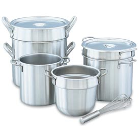 Cover For Double Boil/Stock Pot/Inset