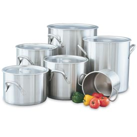 Classic™ Stainless Steel Stock Pot 24 Qt.