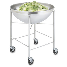 80 Qt Mixing Bowl Stand by