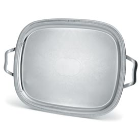 Vollrath® Elegant Reflections™ Oblong Tray with Handles