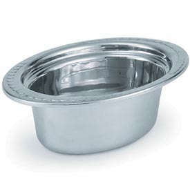 "Vollrath 8230110 - Miramar™ 3 Qt Oval Pan 4""D"