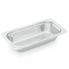 "Miramar™ Decorative Pan - Third-Size 2-1/2""D"
