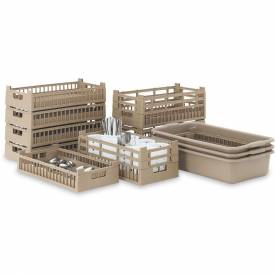 Click here to buy Vollrath, Complete Flatware Washing System, 97285, 20-Pc.