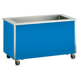 "Signature Server® - Cold Food Station Non Refrigerated 88""L x 28""W x 34""H"