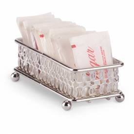 Vollrath, Traex Dripcut Sugar Packet Holders, WR-1009, Chrome-Plated, W/O Handles Package... by