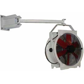 "Multifan 20"" Truck Dock Fan B4E5003TDF 5480 CFM 1 PH"