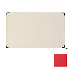 Portable Privacy Screen, VP4, Red