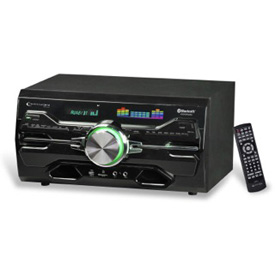 Buy Technical Pro Professional Bluetooth Receiver w/ Built-in DVD Player