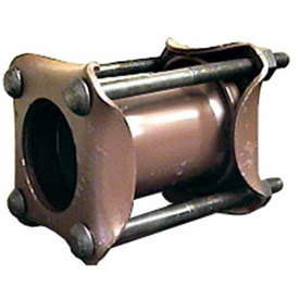 4 In. Dresser Style 38 Low Pressure Coupling by