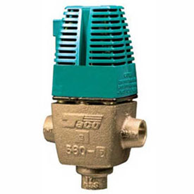 "Taco Zone Valve 562 Geothermal 1"" Sweat 3-Way By Pass"
