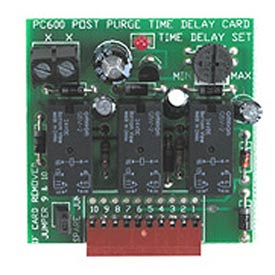 "Taco Plug-In Card, PC600-2, Shut Off Flange Kit, 1"" Npt"
