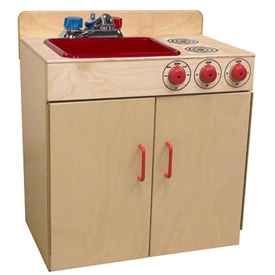 Wood Designs™ Combo Sink / Range