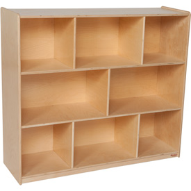 School Furniture Preschool Cubbies Single Storage 42