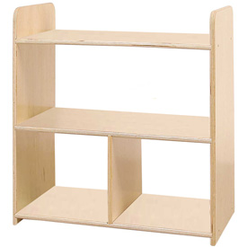 Wood Designs™ Tot Size Pass Through Shelf