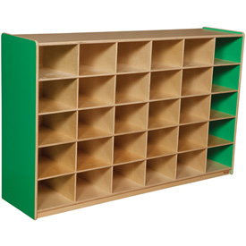 Green Apple 30 Tray Storage without Trays