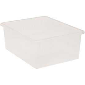Rectangular Tray, Clear