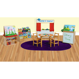 Wood Designs™ Literacy Collection A