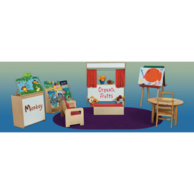 Wood Designs™ Literacy Collection B