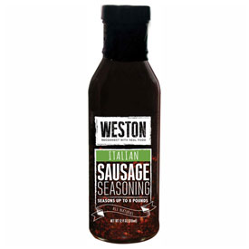 Italian Sausage Seasoning 12 fluid oz by