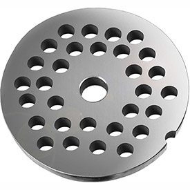 #32 Grinder Stainless Steel Plate 10mm by