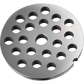 Click here to buy #22 Grinder Stainless Steel Plate 12mm.