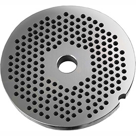 Click here to buy #22 Grinder Stainless Steel Plate 3mm.
