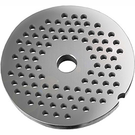 Click here to buy #32 Grinder Stainless Steel Plate 6mm.