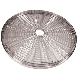 Food Dehydrator Round Individual Tray by