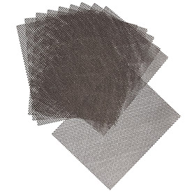 "Dehydrator Netting Sheets 13.9"" x 10.6"" each (10 count) by"