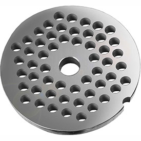 Click here to buy #22 Grinder Stainless Steel Plate 8mm.