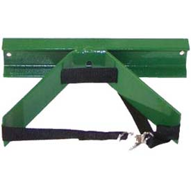 "1 Cylinder Capacity, Single Cylinder Wall Bracket, 14""W x 14""D x 3""H"